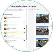 inspection form App